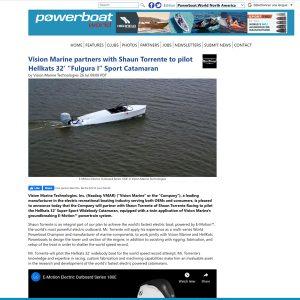 vision marine technologies VMAR